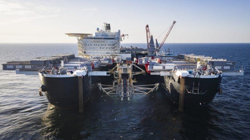 Nord Stream 2 đương đầu với khiêu khích, phá hoại