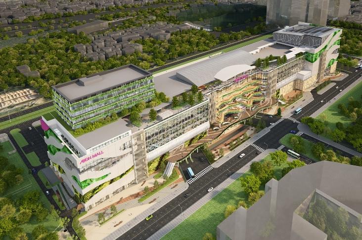 Điều chỉnh cục bộ quy hoạch tại quận Hoàng Mai để xây dựng đại siêu thị Aeon Mall