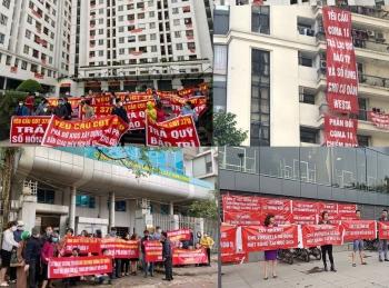 Thanh tra 22 điểm nóng tranh chấp chung cư Hà Nội: Yêu cầu trả ban quản trị 250 tỷ đồng