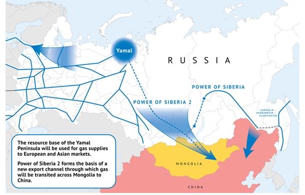 Cơ sở hạ tầng đường ống dầu khí trong chính sách năng lượng của Trung Quốc và lợi ích của Nga (phần III)
