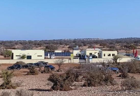 Id Mjahdi - Ngôi làng năng lượng mặt trời đầu tiên ở châu Phi