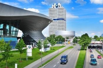 BMW Welt - Kiến trúc bền vững, thân thiện với môi trường