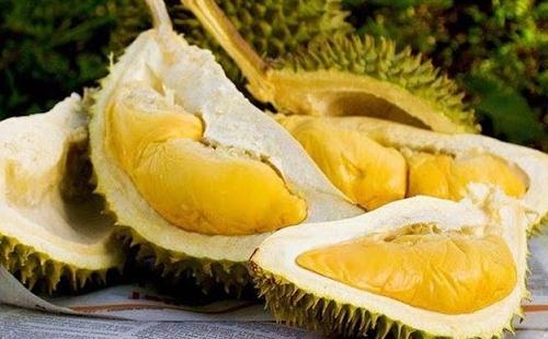 Những thực phẩm tuyệt đối không ăn cùng sầu riêng