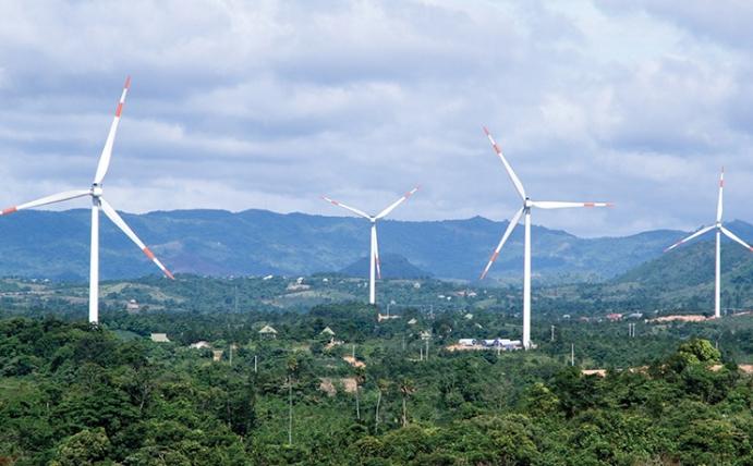 JICA tài trợ vốn 25 triệu USD cho dự án điện gió ở Quảng Trị