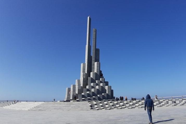 Tháp Nghinh Phong - Biểu tượng mới của du lịch Phú Yên