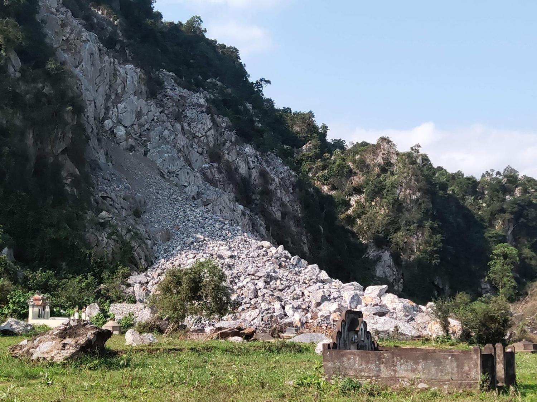 Quảng Bình: Bổ sung khu vực cấm hoạt động khoáng sản
