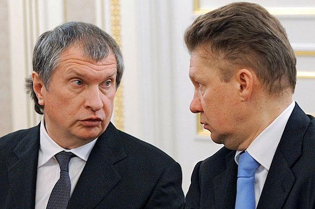 Ông Igor Sechin trở thành lãnh đạo Ủy ban phát triển Tổ hợp nhiên liệu và năng lượng Liên bang Nga