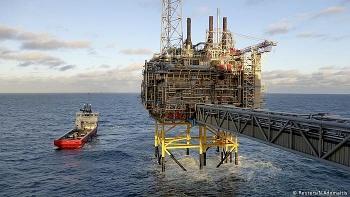 Đầu tư dầu khí của Na Uy giảm mạnh