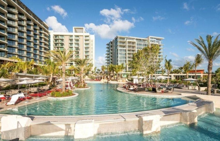 Khu nghỉ dưỡng xanh trên đảo Grand Cayman