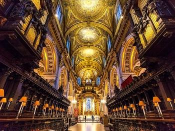 Khám phá 19 thánh đường đẹp nhất thế giới