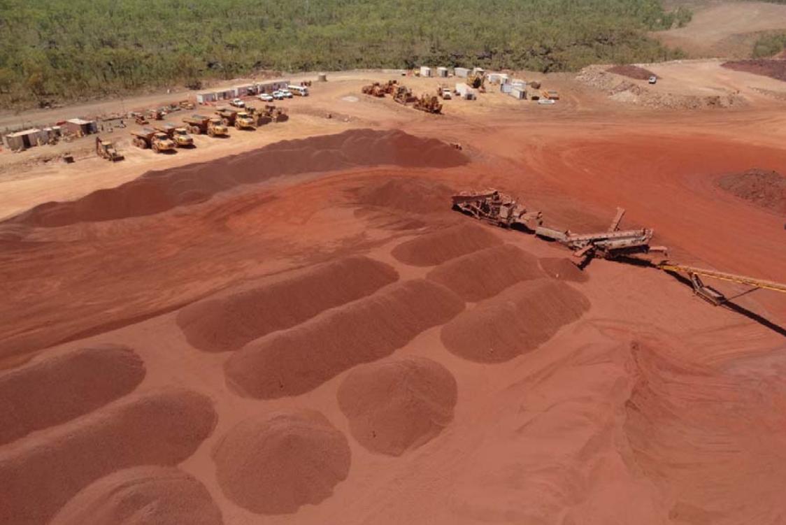 Hòa Phát mua thành công mỏ quặng sắt tại Úc
