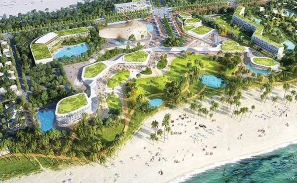 Quảng Bình: Chuyển mục đích sử dụng 39ha rừng làm khu du lịch nghỉ dưỡng 2.700 tỷ