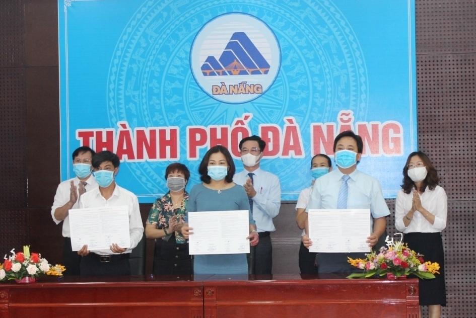 USAID giúp Đà Nẵng xây dựng thành phố môi trường