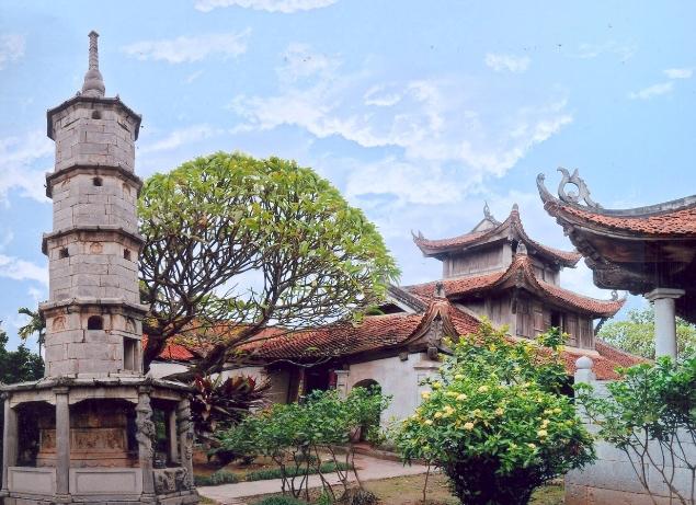 Quy hoạch bảo tồn và phát huy giá trị di tích quốc gia đặc biệt chùa Bút Tháp