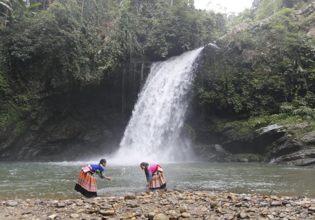 Khu bảo tồn thiên nhiên Nà Hẩu - Nàng tiên xanh của đại ngàn Văn Yên