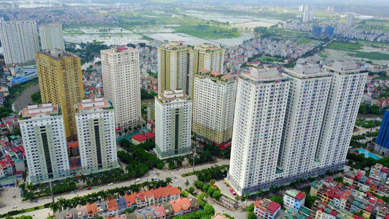 Giá căn hộ tại Hà Nội tăng ở mọi phân khúc