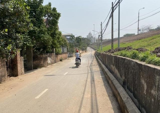 Hà Nội phê duyệt chỉ giới đường đỏ tỷ lệ 1/500 tuyến đường đê Đá xã Phù Đổng