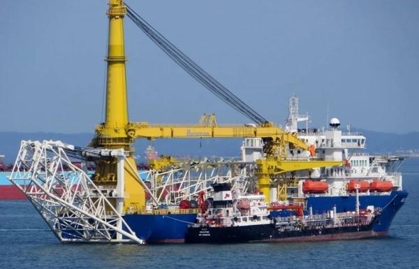 Tàu Akademik Chersky phục vụ Nord Stream 2 bị xóa khỏi sở hữu của Gazprom