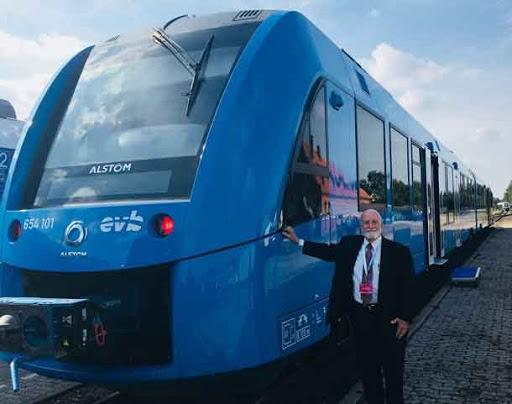Đức khởi công dự án trạm nhiên liệu đầu tiên trên thế giới cho tàu hỏa chạy bằng hydro
