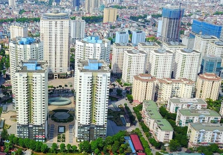 Chung cư Hà Nội tiếp tục tăng giá