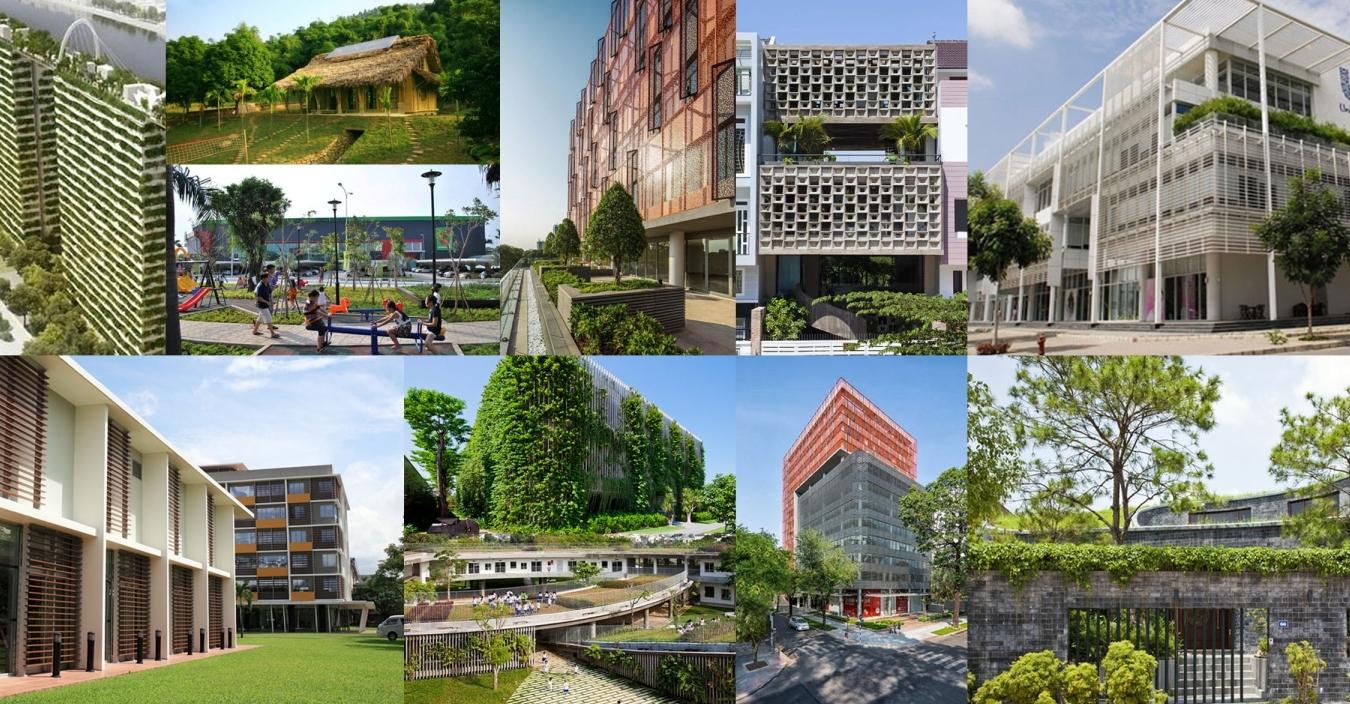 Định hướng phát triển kiến trúc Việt Nam đến năm 2030, tầm nhìn đến 2050