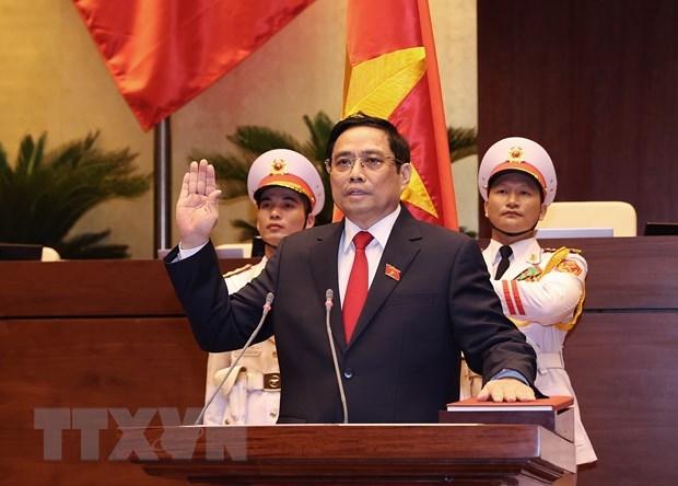 Thủ tướng CHDCND Triều Tiên gửi điện mừng Thủ tướng Phạm Minh Chính