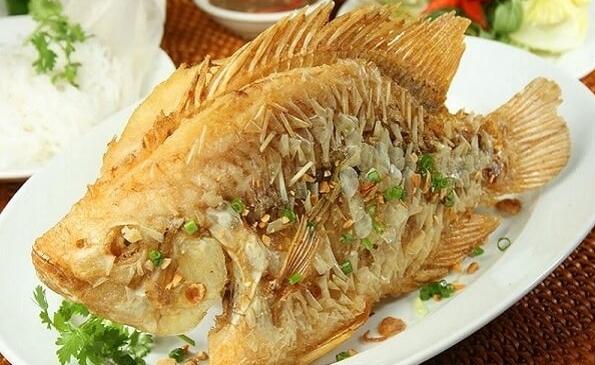 Những bộ phận của cá có thèm đến mấy cũng không nên ăn