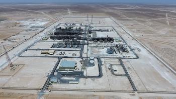 CNPC của Trung Quốc tiếp tục mở rộng địa bàn Trung Đông