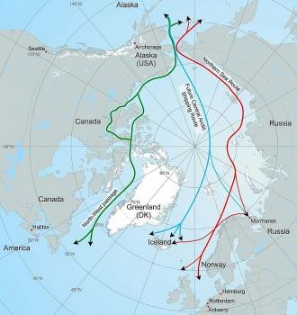 Tuyến hàng hải Phương Bắc mở ra thị trường xuất khẩu lớn cho nguồn cung LNG của Nga
