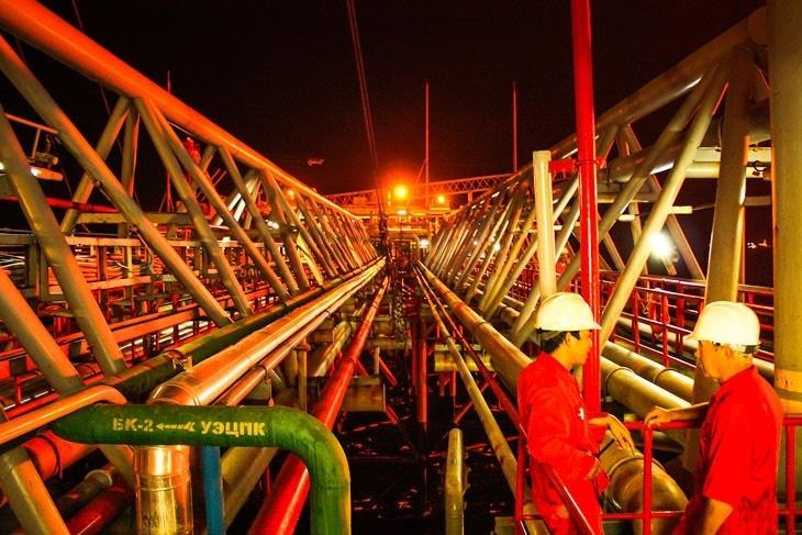 Xuất khẩu dầu thô của Việt Nam trong tháng 7