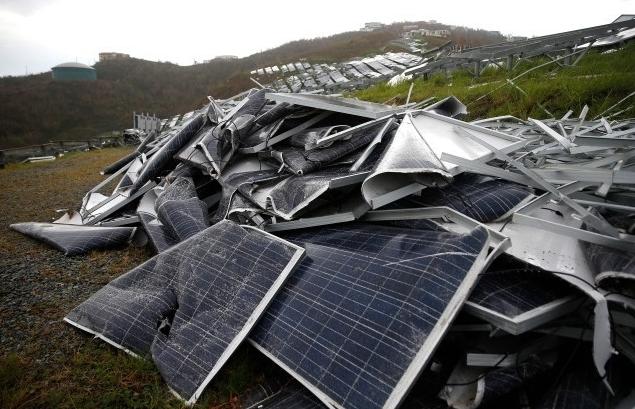 Tấm pin mặt trời cũ phải thu hồi, tái chế