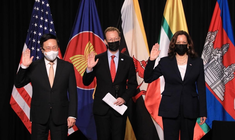 Phó Thủ tướng Phạm Bình Minh dự Lễ khai trương Văn phòng khu vực Đông Nam Á của CDC Hoa Kỳ