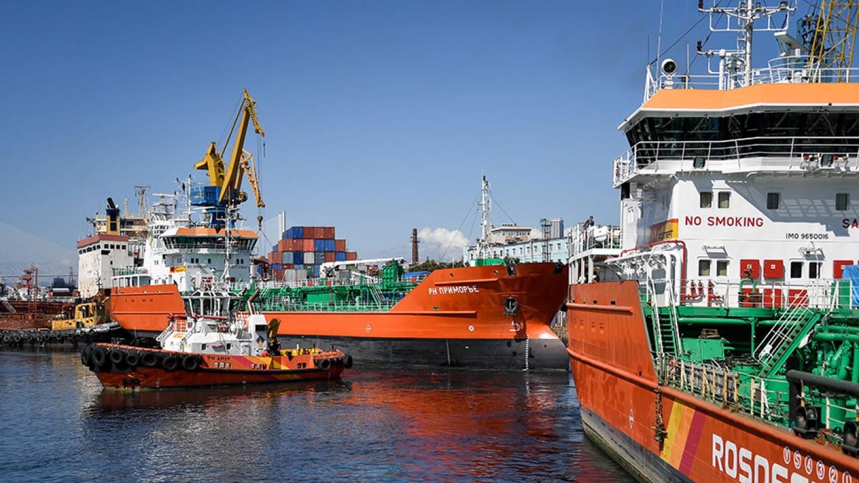 Dầu thô Nga xuất khẩu sang Mỹ cao nhất trong vòng 6 năm