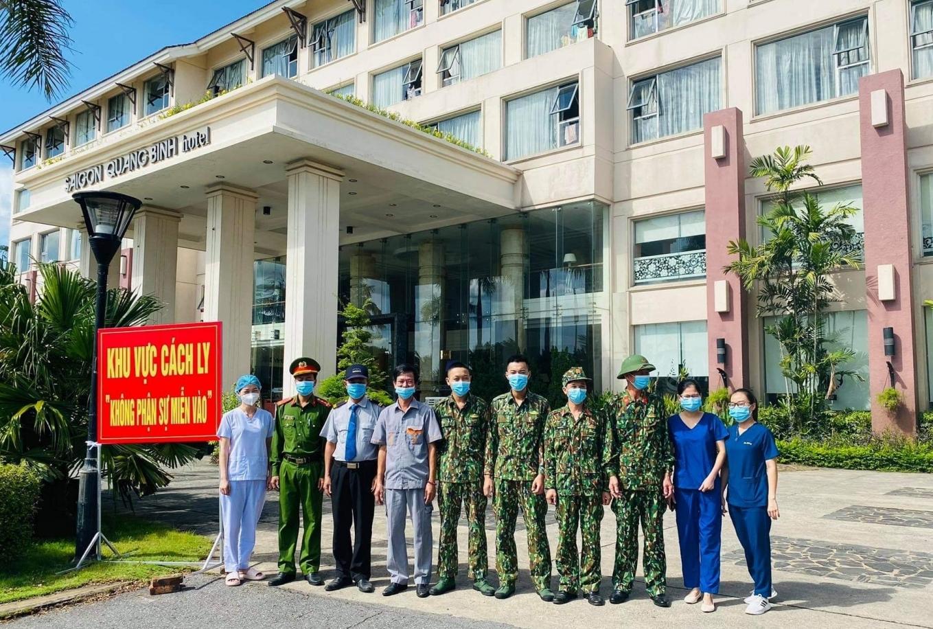 Nhiều cơ sở lưu trú tại tỉnh Quảng Bình đăng ký làm khu cách ly tập trung