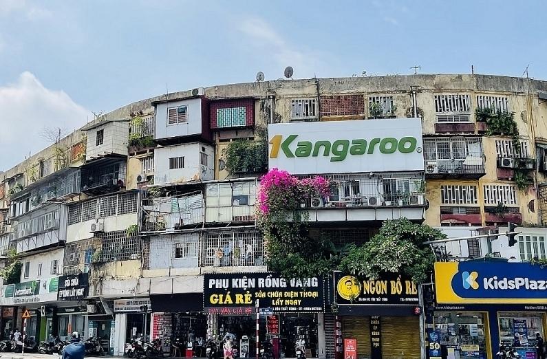 Hà Nội: Đồng ý chủ trương cải tạo, xây dựng lại chung cư cũ trên địa bàn thành phố