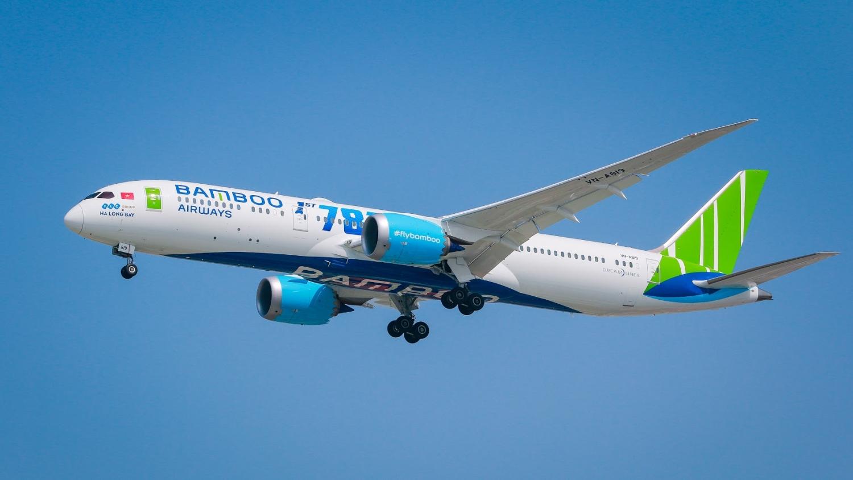 Bamboo Airways là hãng bay Việt đầu tiên ký hợp tác 4 bên với Los Angeles xúc tiến đường bay thẳng Việt - Mỹ