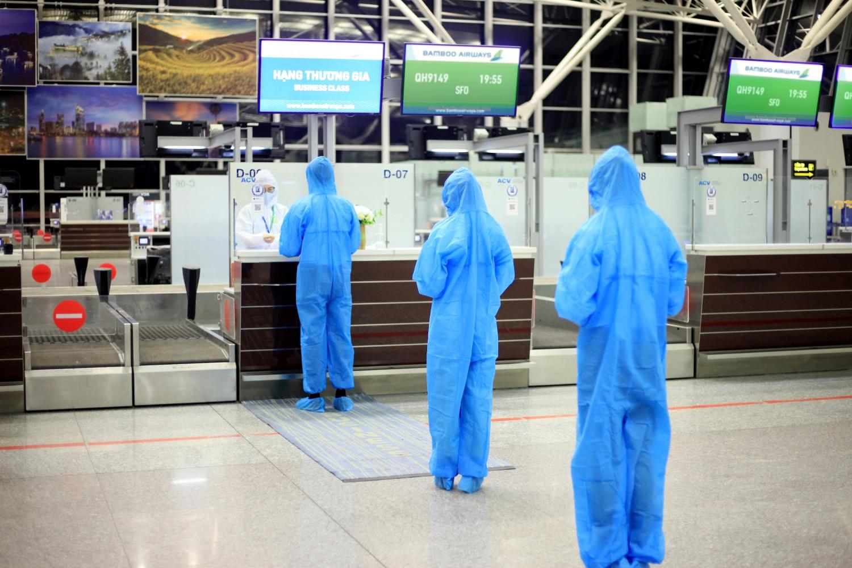 Bamboo Airways thử nghiệm thành công Hộ chiếu sức khoẻ điện tử IATA trên chuyến bay thẳng Việt – Mỹ đầu tiên