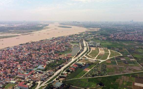 Toàn cảnh phân khu đô thị sông Hồng sắp được phê duyệt