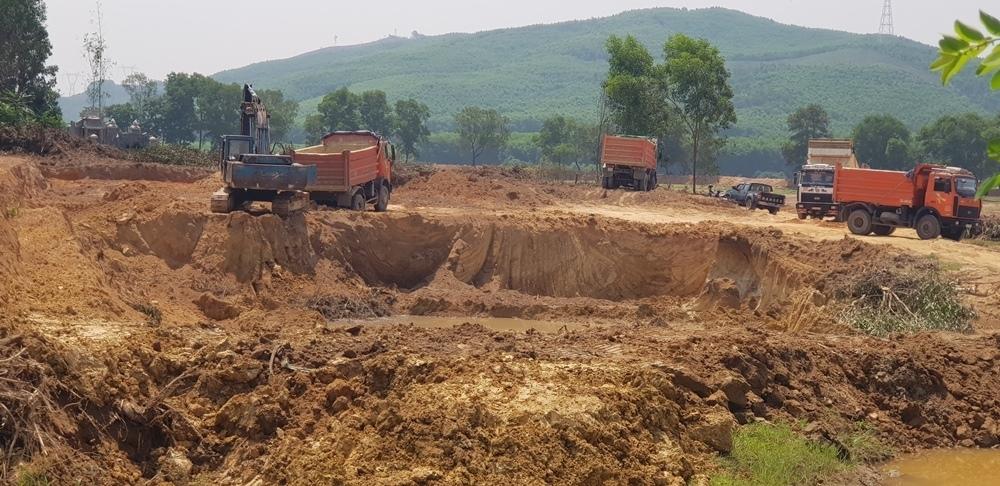 """Thừa Thiên – Huế: Khai thác khoáng sản """"chui"""" một doanh nghiệp bị phạt và truy thu hơn 700 triệu đồng"""