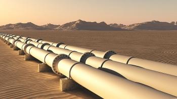 Gazprom tăng tối đa công suất đường ống khí sang châu Âu