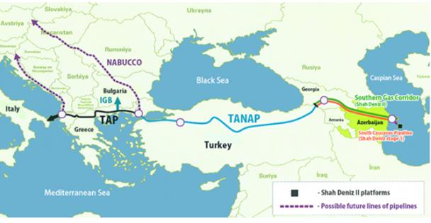Cuộc chiến Armenia Azerbaijan có thể làm rung chuyển thị trường dầu khí