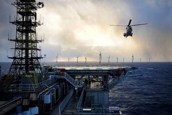 Equinor khởi công dự án điện gió nổi ngoài khơi lớn nhất thế giới Hywind Tampen