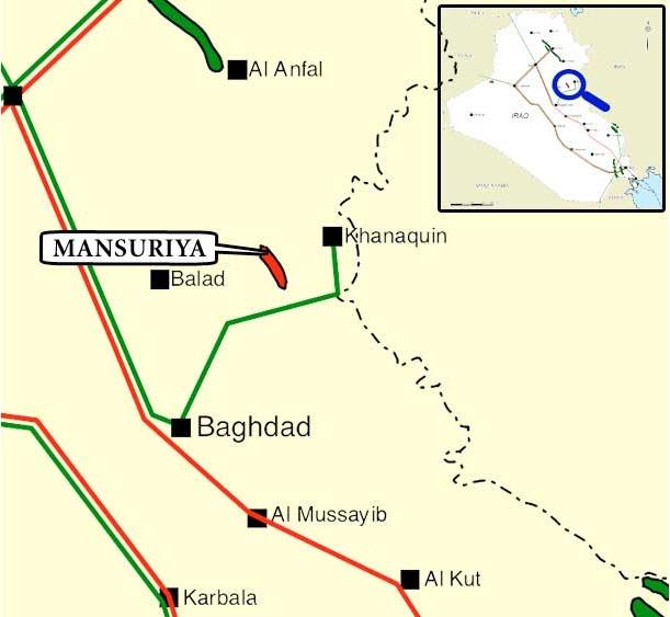 Iraq có kế hoạch đấu thầu mỏ khí đốt Mansuria