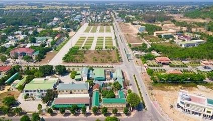 Quảng Ngãi: Quy hoạch phân khu tỷ lệ 1/2000 Trung tâm đô thị phía Bắc phường Nguyễn Nghiêm, thị xã Đức Phổ