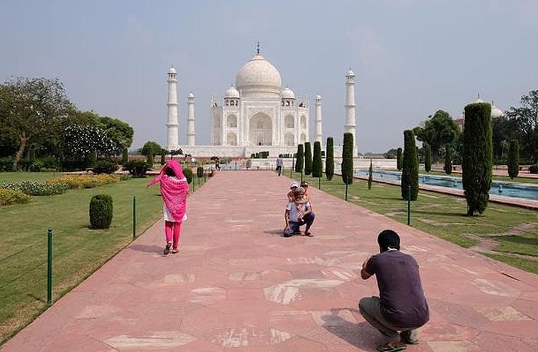 Ấn Độ đón khách du lịch quốc tế từ ngày 15/10