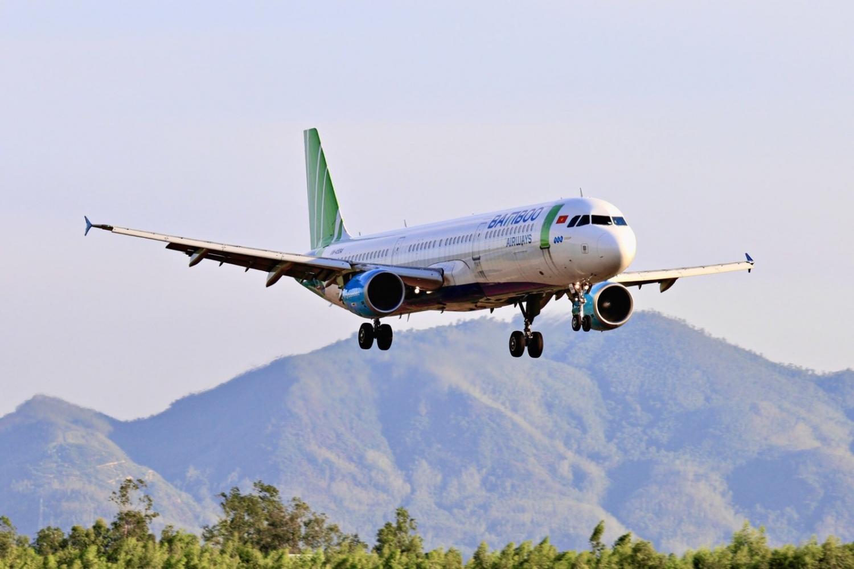 Bamboo Airways mở bán vé trở lại nhiều đường bay nội địa cùng nhiều ưu đãi hấp dẫn