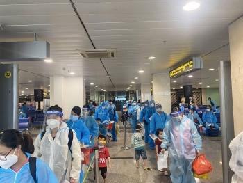 Bamboo Airways đưa gần 1.500 công dân Hà Tĩnh hồi hương sau chuỗi 7 chuyến bay