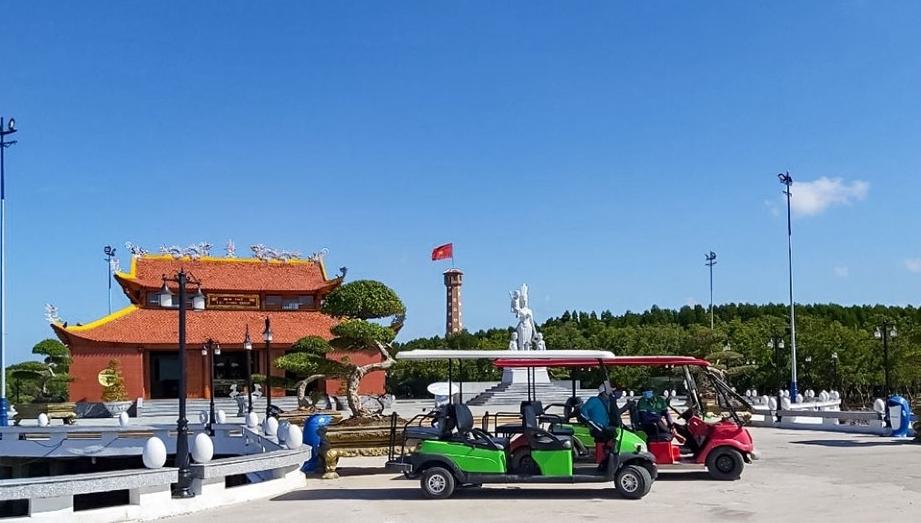 Từ ngày 15/10, Khu du lịch Mũi Cà Mau mở cửa đón khách du lịch nội tỉnh