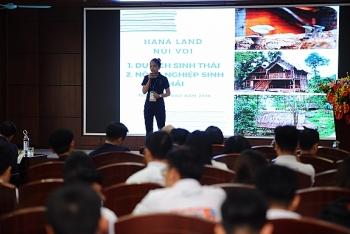 Thanh niên tìm giải pháp đổi mới thúc đẩy du lịch Lào Cai