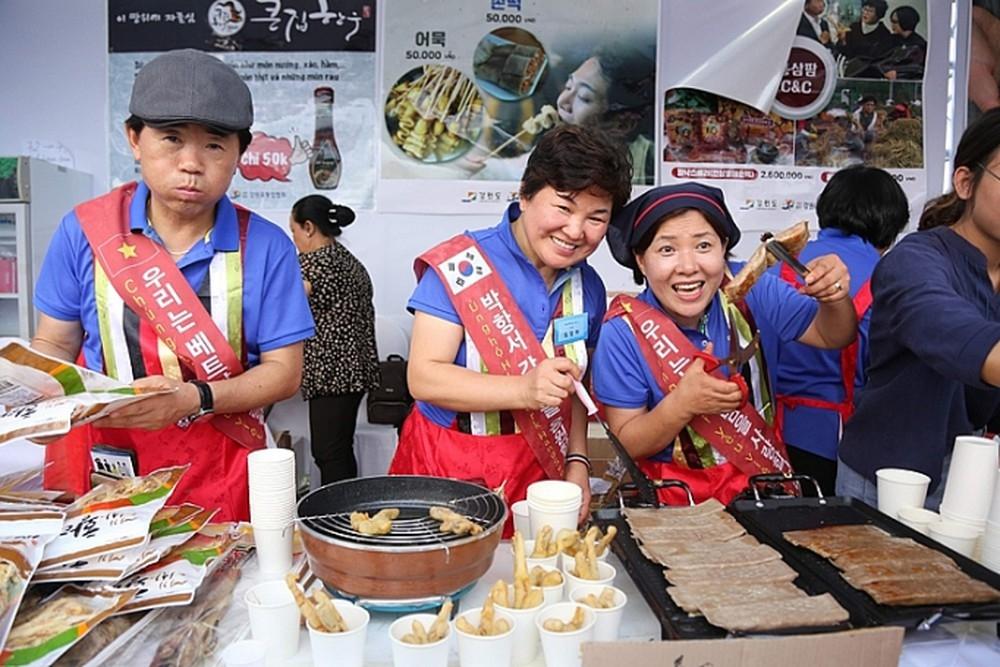 Lễ hội văn hóa và ẩm thực Hàn - Việt sẽ được tổ chức tại phố đi bộ hồ Hoàn Kiếm
